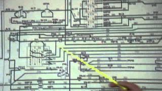 ТЭМ2 элект.схема 1.3 Блокировки