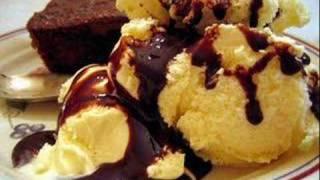 tank - cake and ice cream