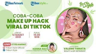 BE STYLE: Coba-coba Make Up Hack Viral di TikTok