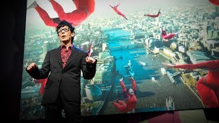 My quest to defy gravity and fly | Elizabeth Streb