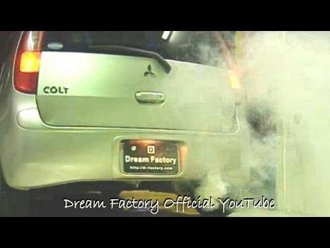 WAKO'S RECS MITSUBISHI COLT@Dream Factory Official YouTube