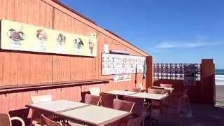 preview picture of video 'Пляж Ла Зения (La Zenia) Испания.'