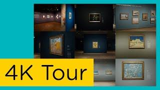 Van Gogh Museum 4K Tour || Compilation ||