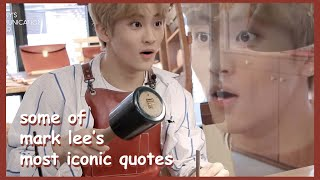 some of mark lee's most iconic quotes