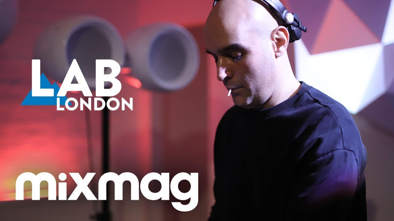 Paco Osuna - Live @ Mixmag Lab Ldn 2017 In:Motion Takeover