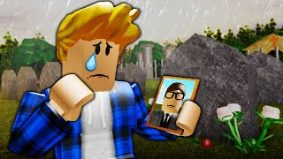 Alone on Father's Day: A Sad Roblox Movie