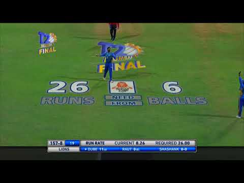 Best Last Over Chases in Cricket History