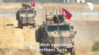 Faced with Turkish invasion, Kurds turn to Damascus