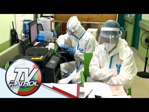 [ABS-CBN]  Health workers nananatili ang dedikasyon sa tungkulin ngayong may pandemya | TV Patrol
