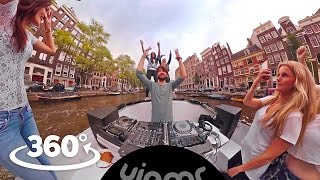 Oliver Heldens in Amsterdam VR / 360° Video Experience