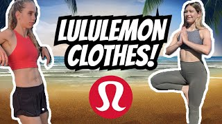 SUMMER 2020 BEST WORKOUT APPAREL! (Lululemon Makes MENS SHORTS TOO?! )
