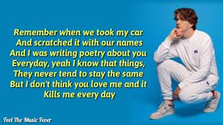 Boy In Space   7Up (Lyrics)