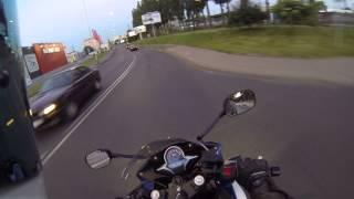 preview picture of video 'Wieczorne latanie Szczecin'