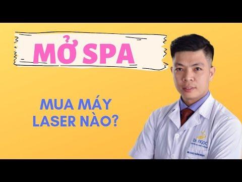 Thiết bị thẩm mỹ, máy thẩm mỹ nào cần thiết khi mở spa - Dr Ngoc