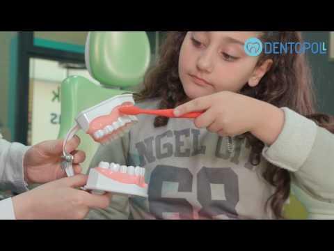 Zeynep ile Diş Temizligi