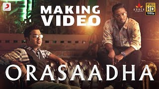 7UP Madras Gig    Orasaadha Making | Vivek   Mervin