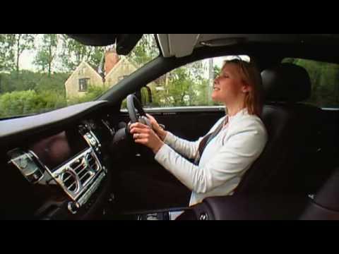 Fifth Gear Rolls Royce Ghost review