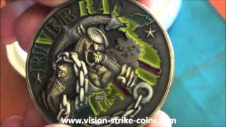 US Navy River Rat Coin from Vision-Strike-Coins.com!