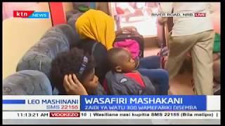Wasafiri wajipata mashakani baada ya NTSA kufutilia mbali safari za usiku