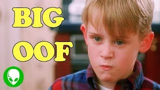 Home Alone is a Nonsensical Film About Child Abuse (and brain dead bandits)