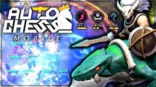 DRAGON/MAGE Is The Most Effective Tactic Available | Claytano Auto Chess Mobile 126