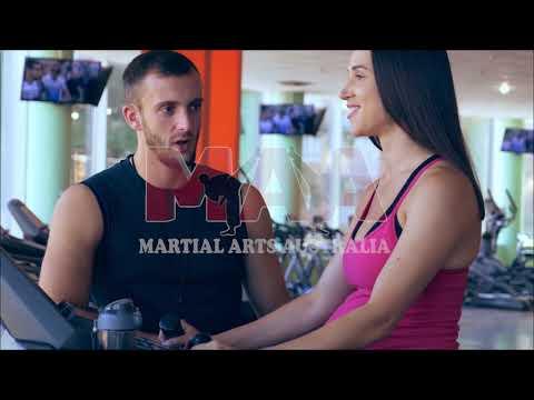 Promo Video Theme - Style 7 - Gym