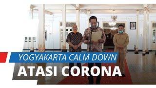 Hadapi Wabah Corona, Sri Sultan HB X: Yogyakarta Terapkan Calm Down dan Slow Down, Bukan Lockdown