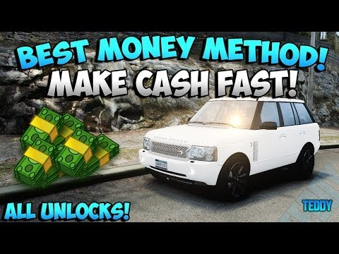 Grand Theft Auto Online Walkthrough - GTA 5 Unlimited Money