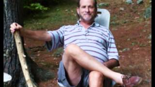 retired writer in the sun