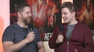 WWE 2K19: Mark Little Q&A Part 1