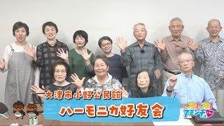 素敵な音色を一緒に奏でよう!「ハーモニカ好友会」大津市小野公民館