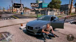 Сафари на районе в GTA5 #20 - Grand Theft Auto V