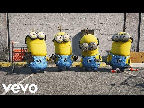 Minions Banana Song 🎵 (GTA 5 Official Music Video)