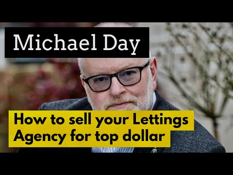 How to sell your Lettings business for