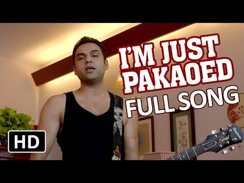 One By Two Film | I'm Just Pakaoed | Official Song