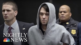 'Most Hated Man in America' Martin Shkreli Accused of Fraud | NBC Nightly News
