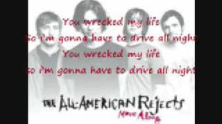 Night Drive- All American Rejects