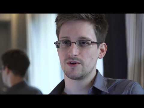 Edward Snowden the whistleblower behind the NSA surveillance revelations