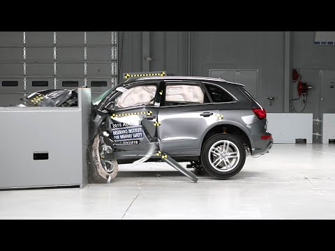 audi q5 gets iihs top safety pick plus safety rating for 2015 autoevolution. Black Bedroom Furniture Sets. Home Design Ideas