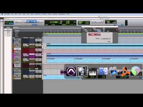 How To Get Logic X, Reason, Reaper And The Kitchen Sink Running In Pro Tools 11