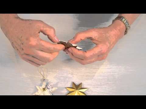 Making Celestial Stars with Brenda Walton