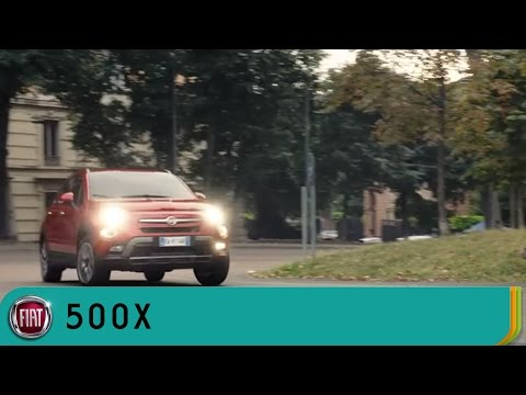 Fiat Commercial for Fiat 500X (2017) (Television Commercial)