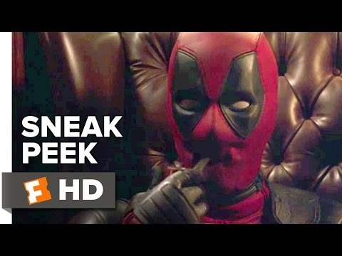 《死侍》前導預告的預告 Deadpool (2016)  Trailer Trailer