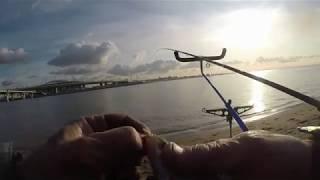 Рыбалка в сафари парке 300 летия