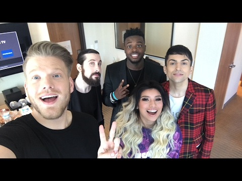 PENTATONIX Live Stream: Before The #GRAMMYs