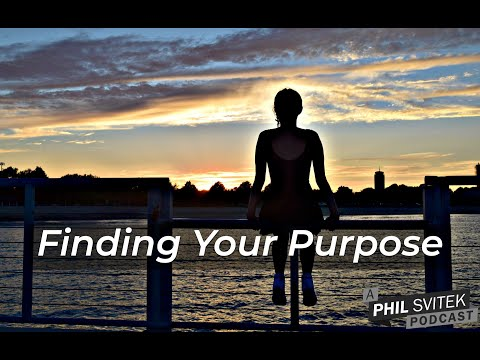 Finding Your Purpose… Ep 26 - with AfterBuzz TV Executive Phil Svitek