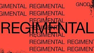"Gnod – ""Regimental"""