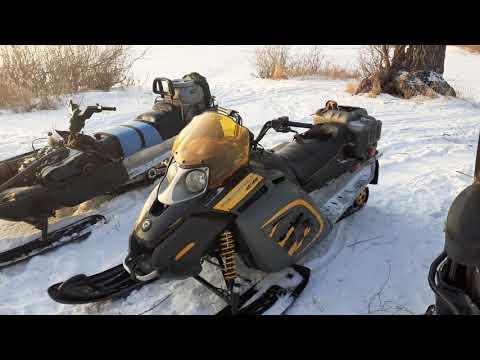 Обзор снегоходов с двигателем лифан.