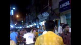preview picture of video 'Traffic jam in Nabadwip.mp4'