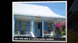 preview picture of video 'N26 32.65 W76 58.10 - HOPE TOWN Takinbetz's photos around MARSH HARBOR, Bahamas (travel pics)'